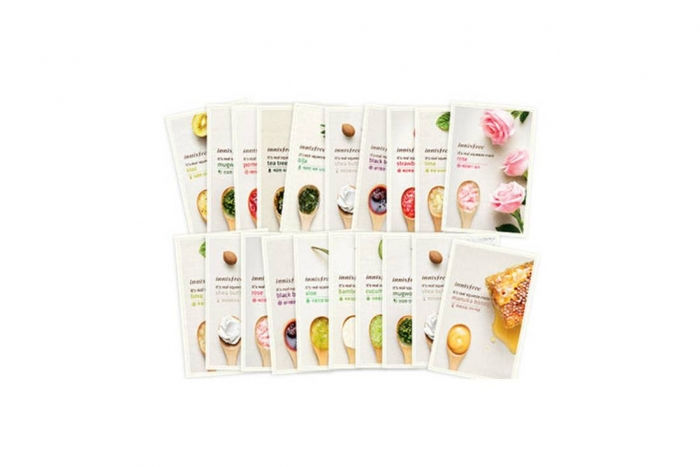 innisfree it's real squeeze mask*10