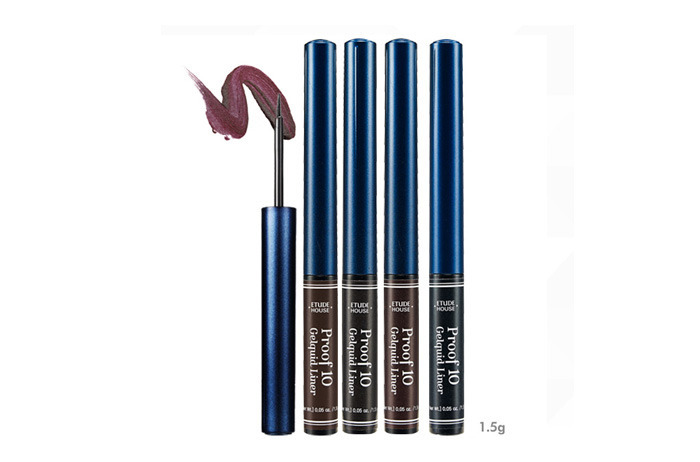 ETUDE HOUSE proof 10 gelquid liner