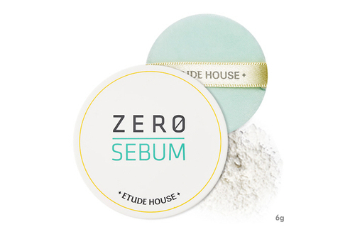 Etude House Zero Sebum draying powder